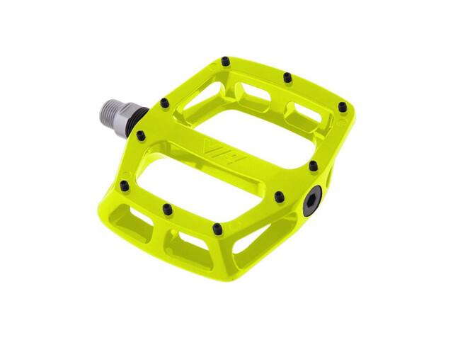 DMR V12 Pedal lime